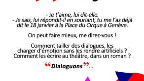 Dialoguons...