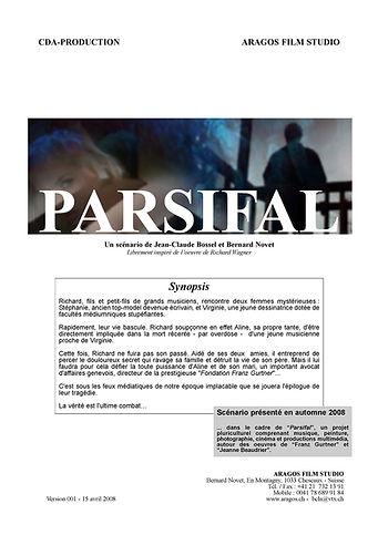 Synopsis Parsifal