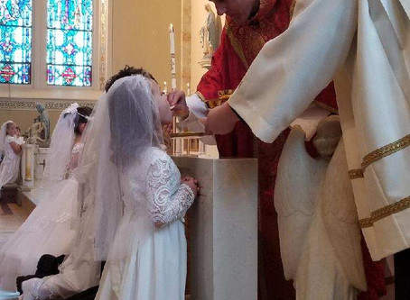 May Days and Communion