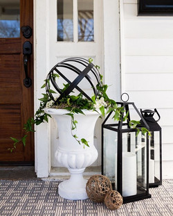 Does your front porch need some summer l