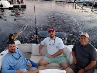 Fishing Report 9/8/18