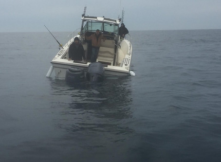 Gulf Stream Trip Turns Into Rescue Mission