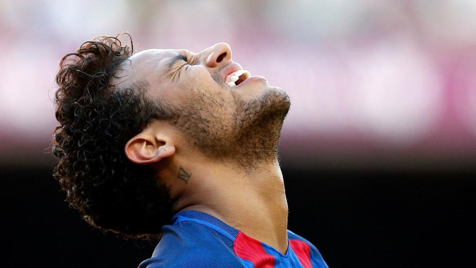 Neymar em busca do seu lugar ao sol