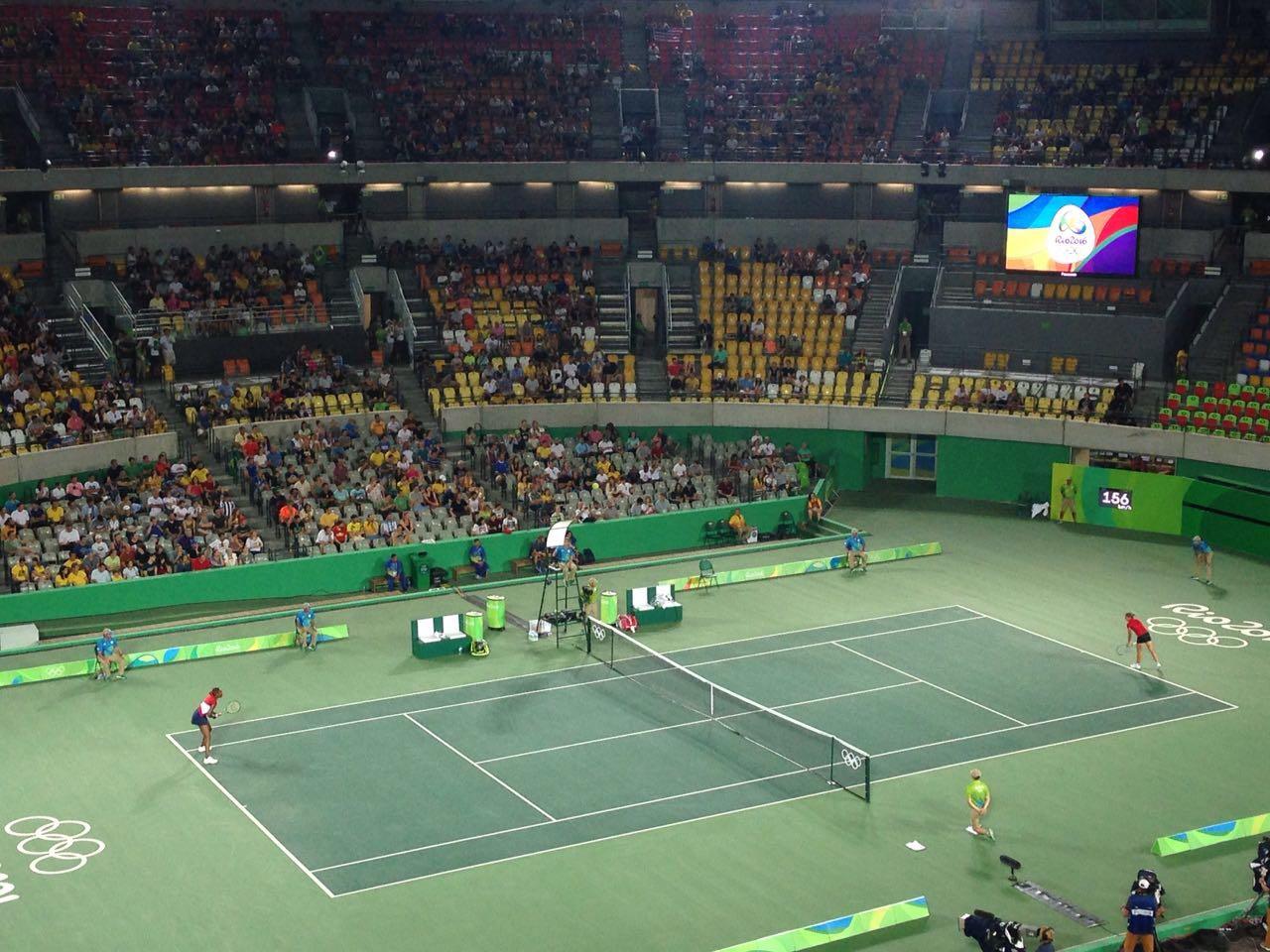 Centro Olímpico de Tênis