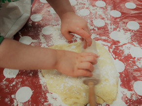 Recipe Activity Video: Veggie Play and Gnocchi