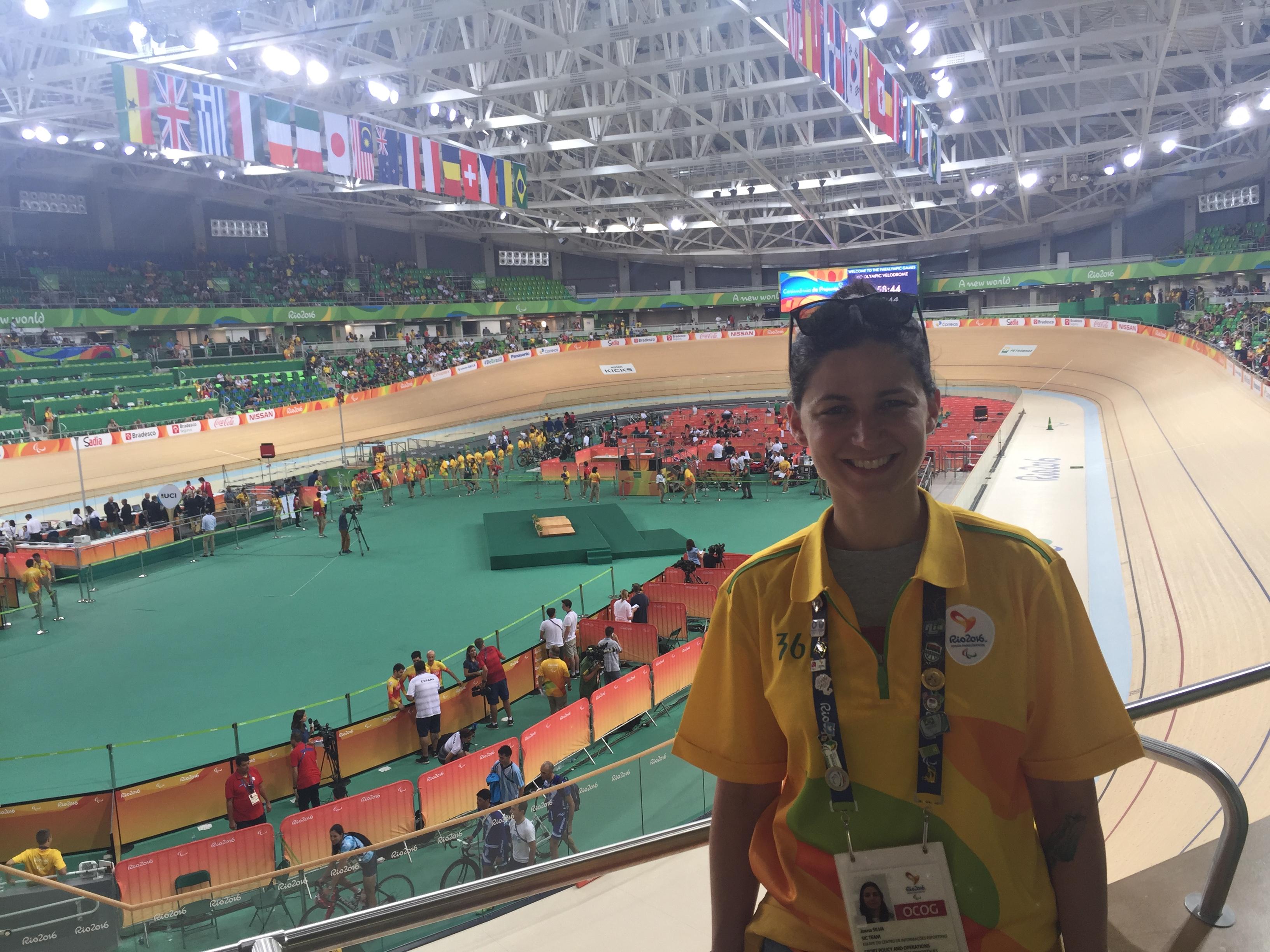 Velódromo Olímpico