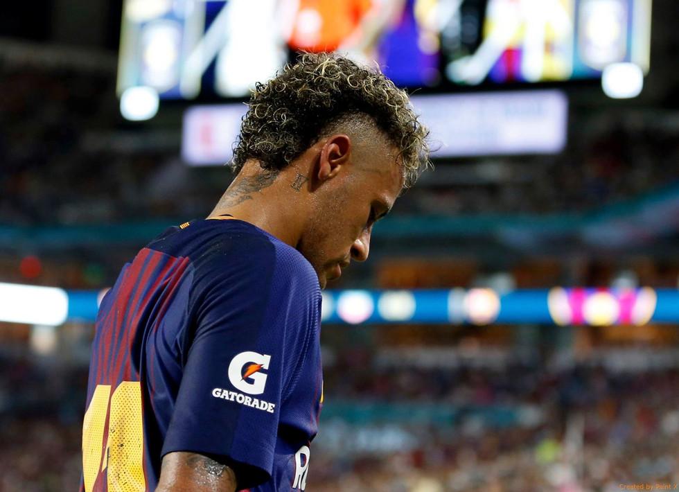 Neymar: mercenário ou profissional?