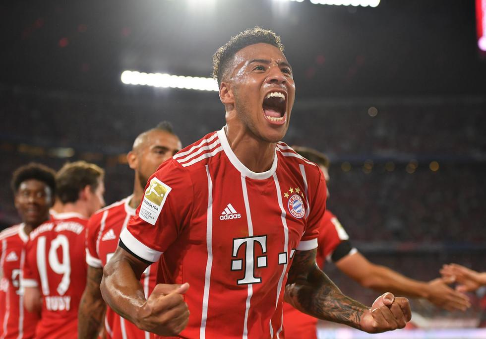 Estreantes brilham pelo Bayern