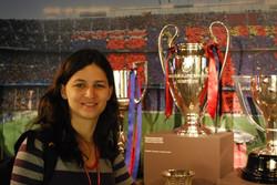 Camp Nou, orelhuda