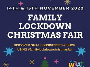Virtual Christmas Fair This Weekend!