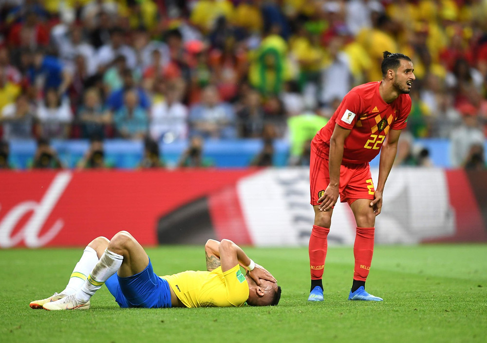 Brasil está fora da Copa 2018