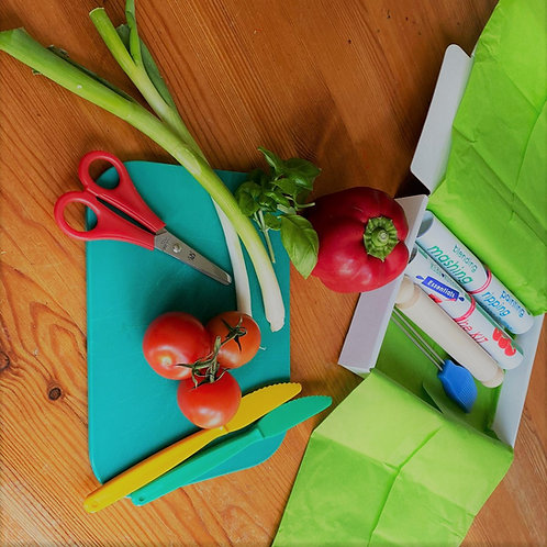 Family Cooking Essentials Kit