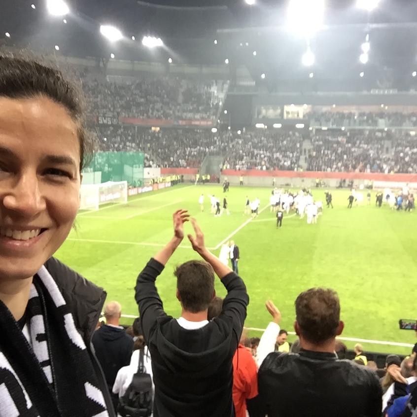 Sturm Graz vence a Copa da Áustria