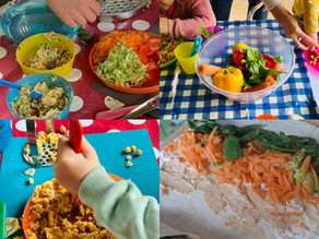 Online Hub - Family Cooking and Support for YOU