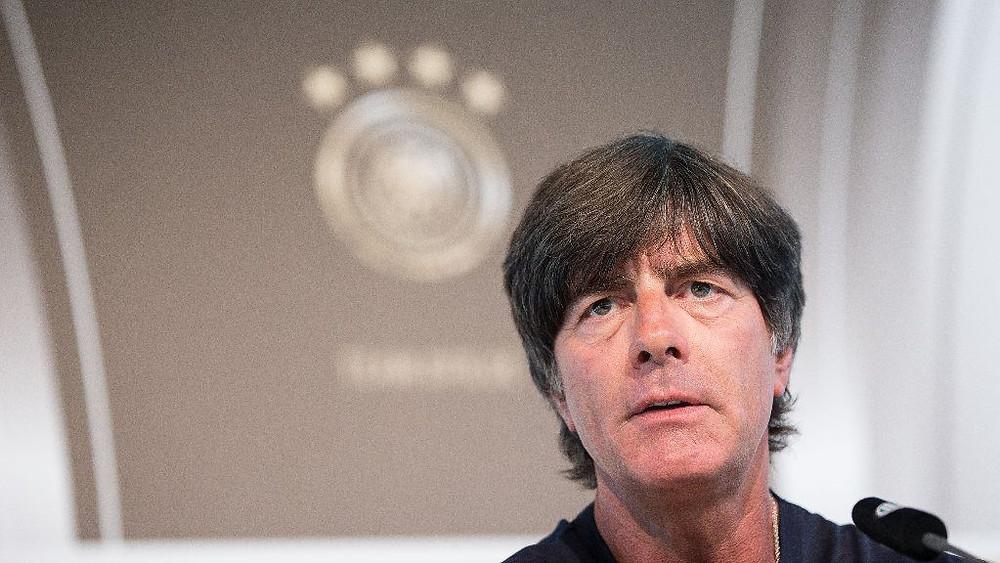 Joachim Löw, técnico da seleção da Alemanha