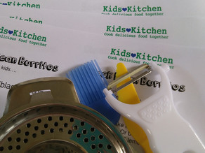 Cooking with Kids Made Easy