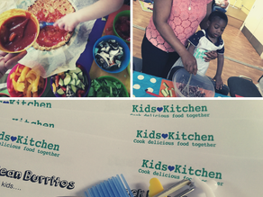 Kids Kitchen is back at Baby Bank, Priory Court