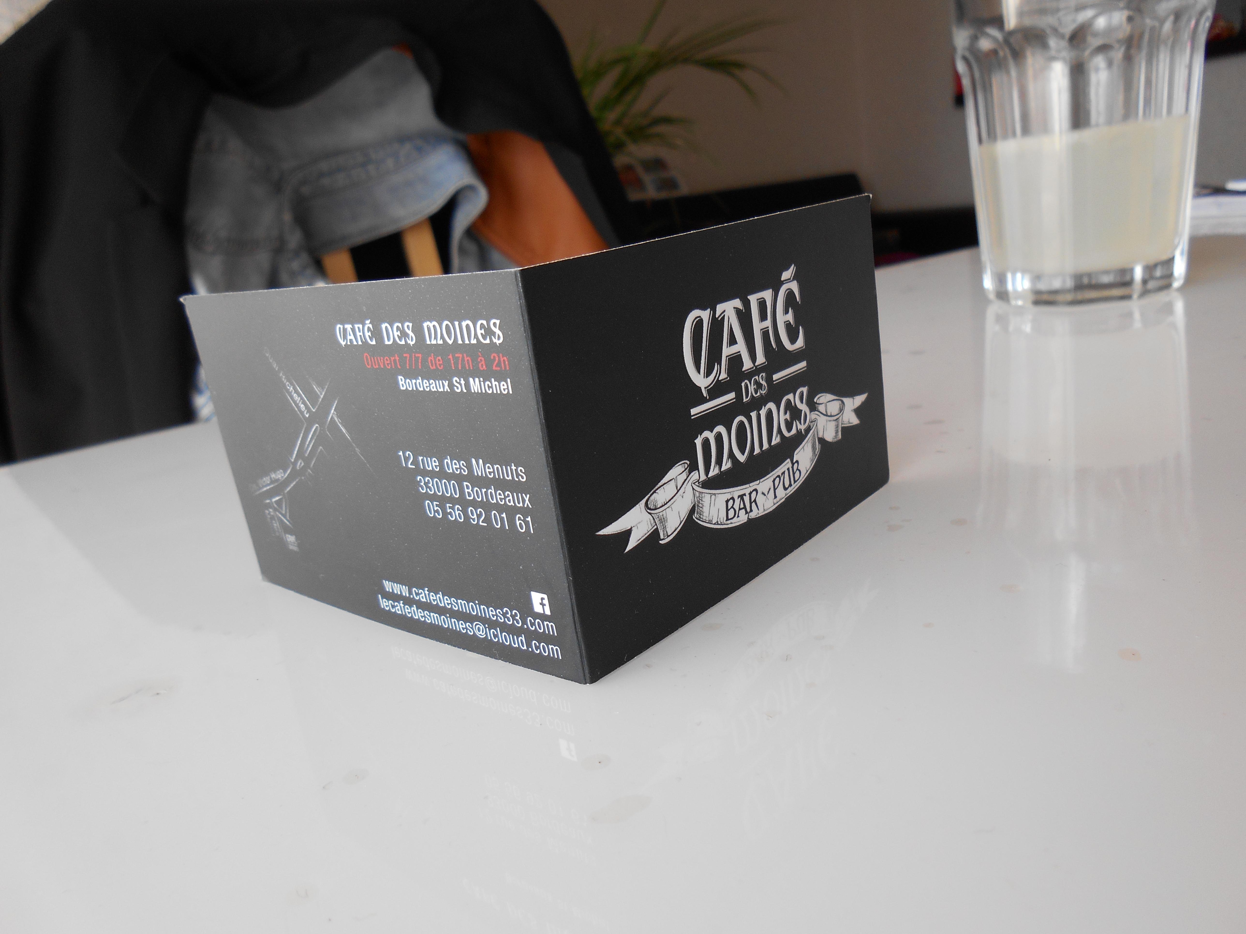 CAFE DES MOINES