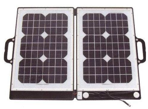 Solar Brief Case Charger 28Watts