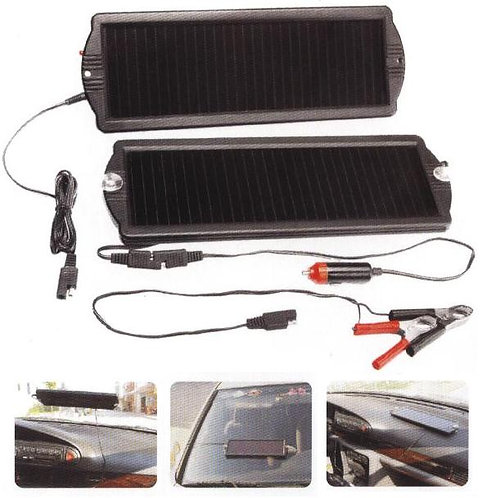 Solar Trickle Charger 1.5 Watts
