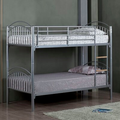 Alton Bunk Beds, with Mattress choices