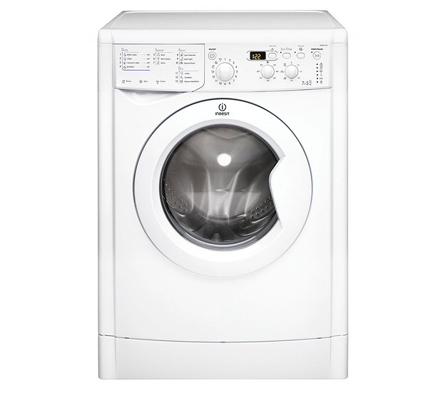 New Indesit 9kg Washer Dryer Combi (FDEU9640)