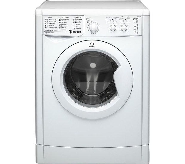 New Indesit 8kg Washing Machine (IWC81482)