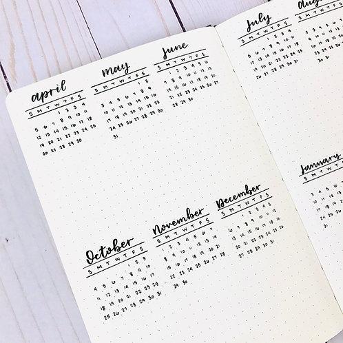 Custom Journal - Basic Productive