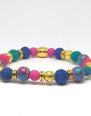 "Jasmin Edition ""Rainbow Blue"""