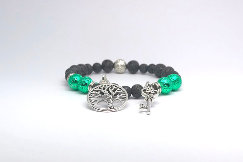 """Charms Edition """"Sparkle Green"""""""