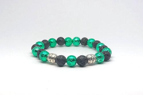 "Sparkle Edition ""Sphere Black&Green"""