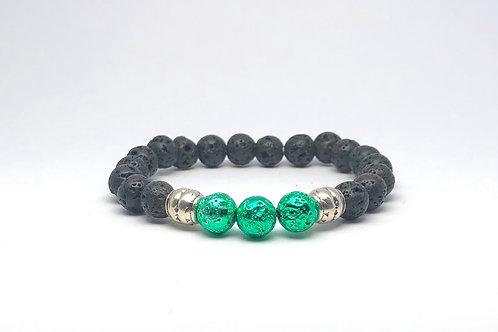 "Sparkle Edition ""Globe Black&Green"""