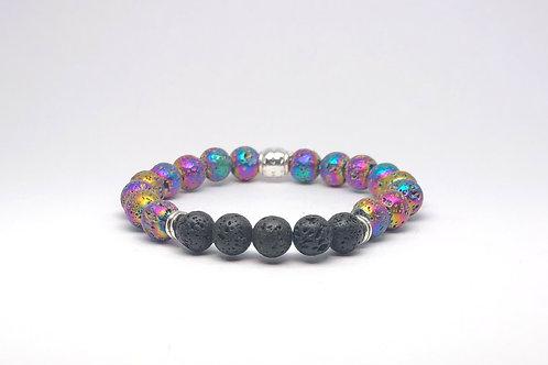 """Sparkle Edition """"Globe Rainbow"""""""
