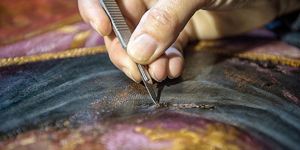 4 Days & 4 Paintings Workshop
