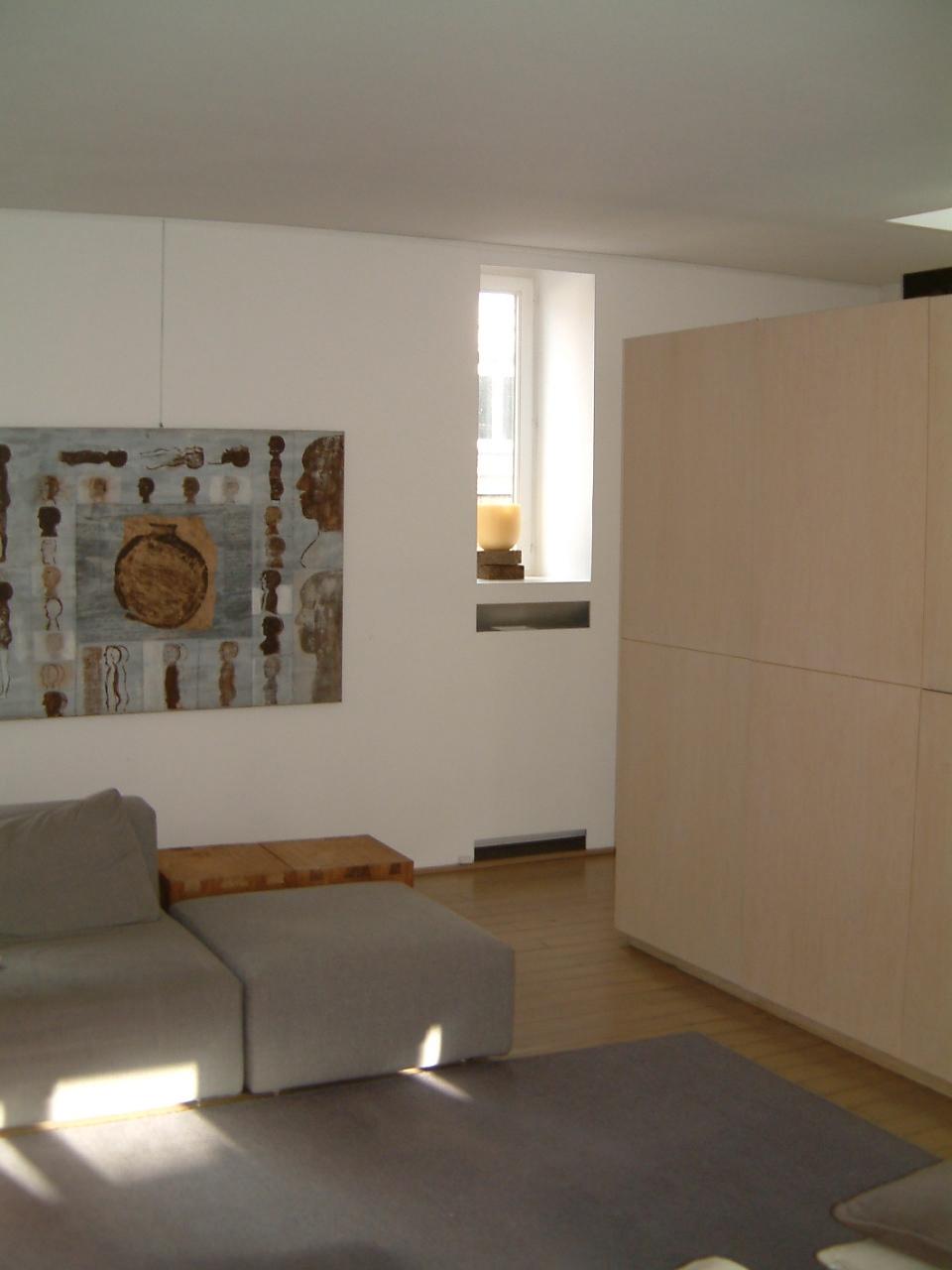 Appartement Brussel, 1994