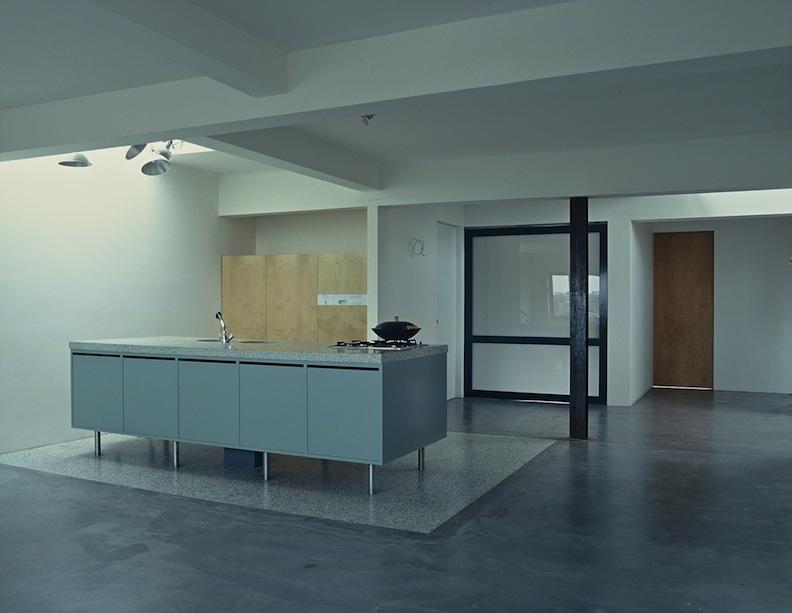 Appartement, Antwerpen Zuid, 1982
