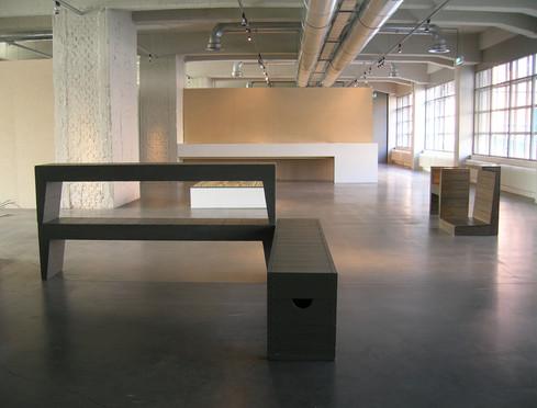 Tentoonstelling Dom van der Laan 2006