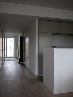 Appartement, Antwerpen Zuid, 2005