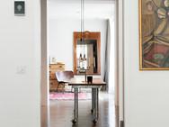 nfilade woonkamer - dressing - slaapkamer