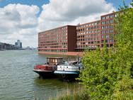 Het gebouw Hoogkade - architect Diener&Diener