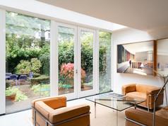 indirect licht veranda