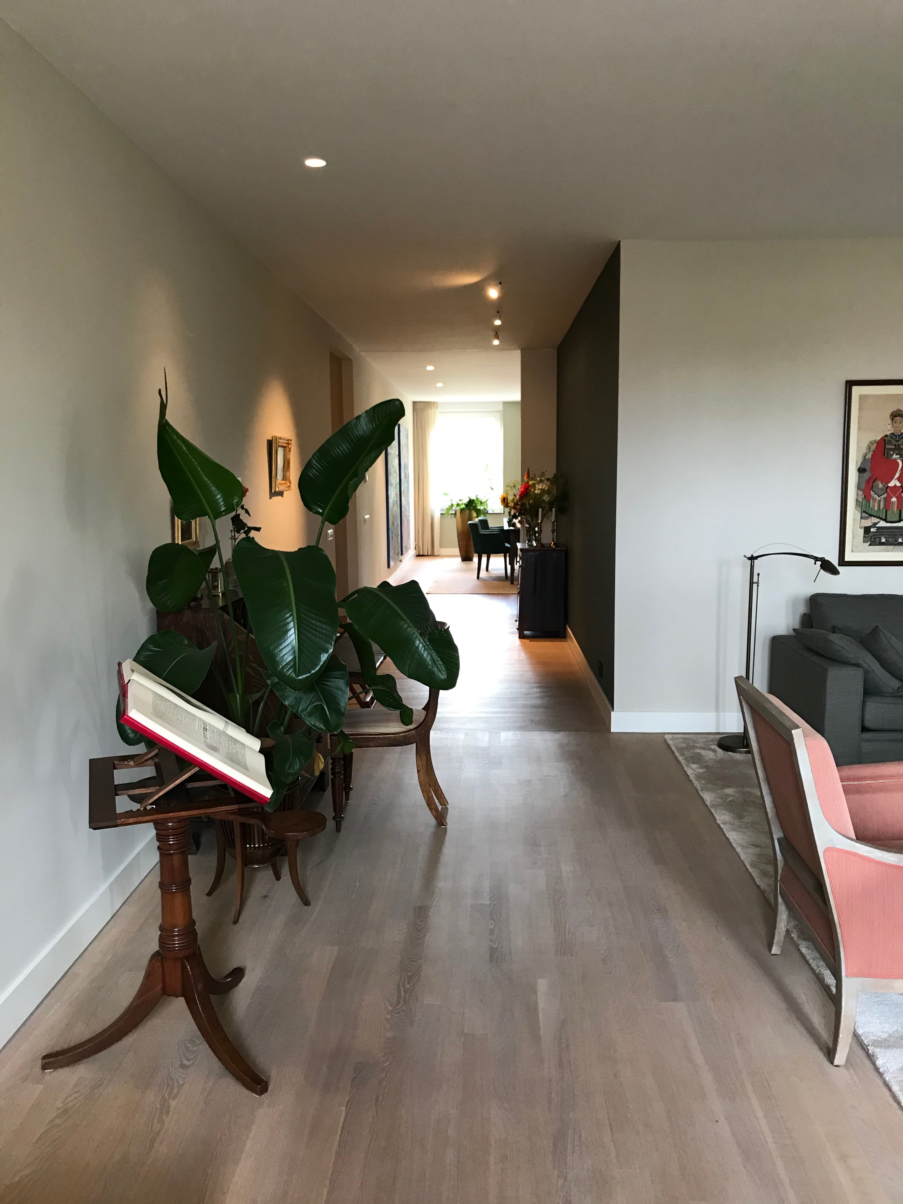 Appartement Warmond, 2019