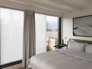 Slaapkamer in de dakverdieping