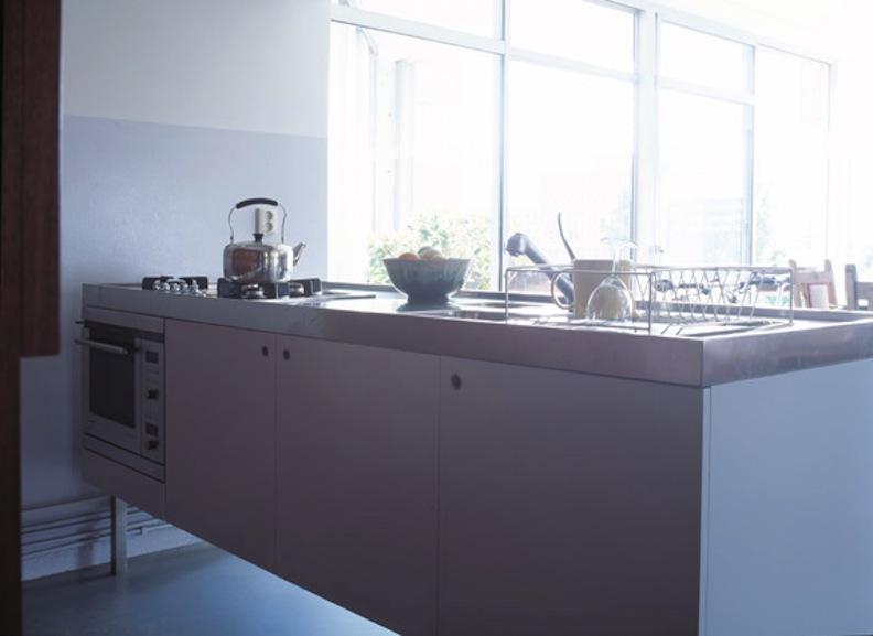 Appartement, Amsterdam Zuid-Oost, 2000