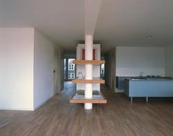 Appartement, Amsterdam Stationsbuurt, 1995