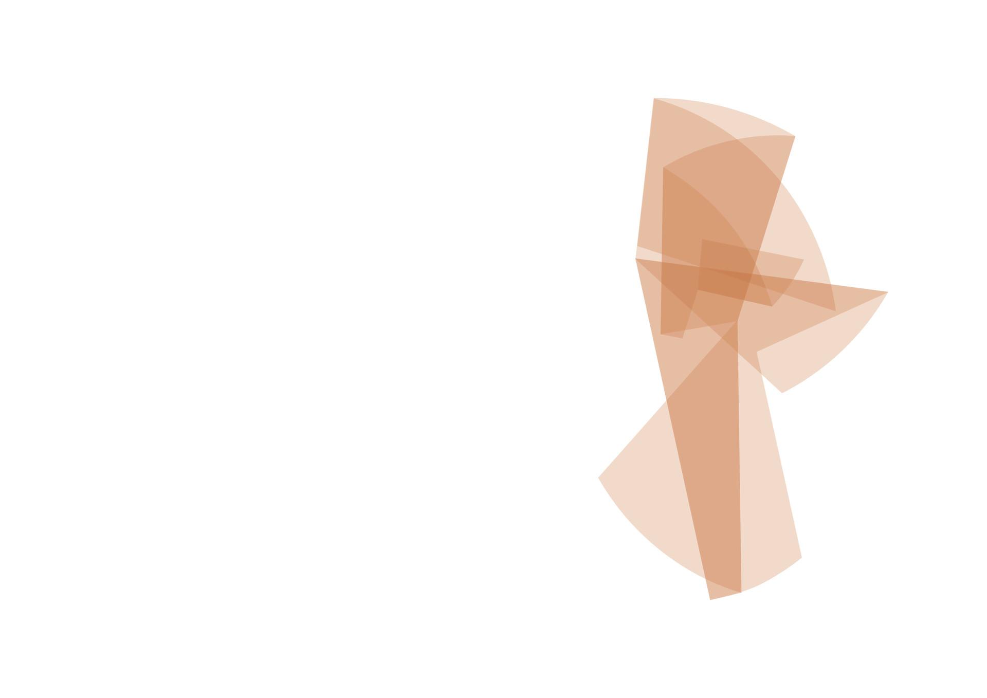 trace digitale d'un cercle et de ses plis existants