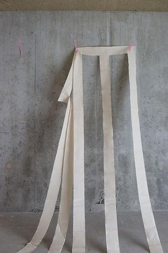 Mise en scène d'une structure.