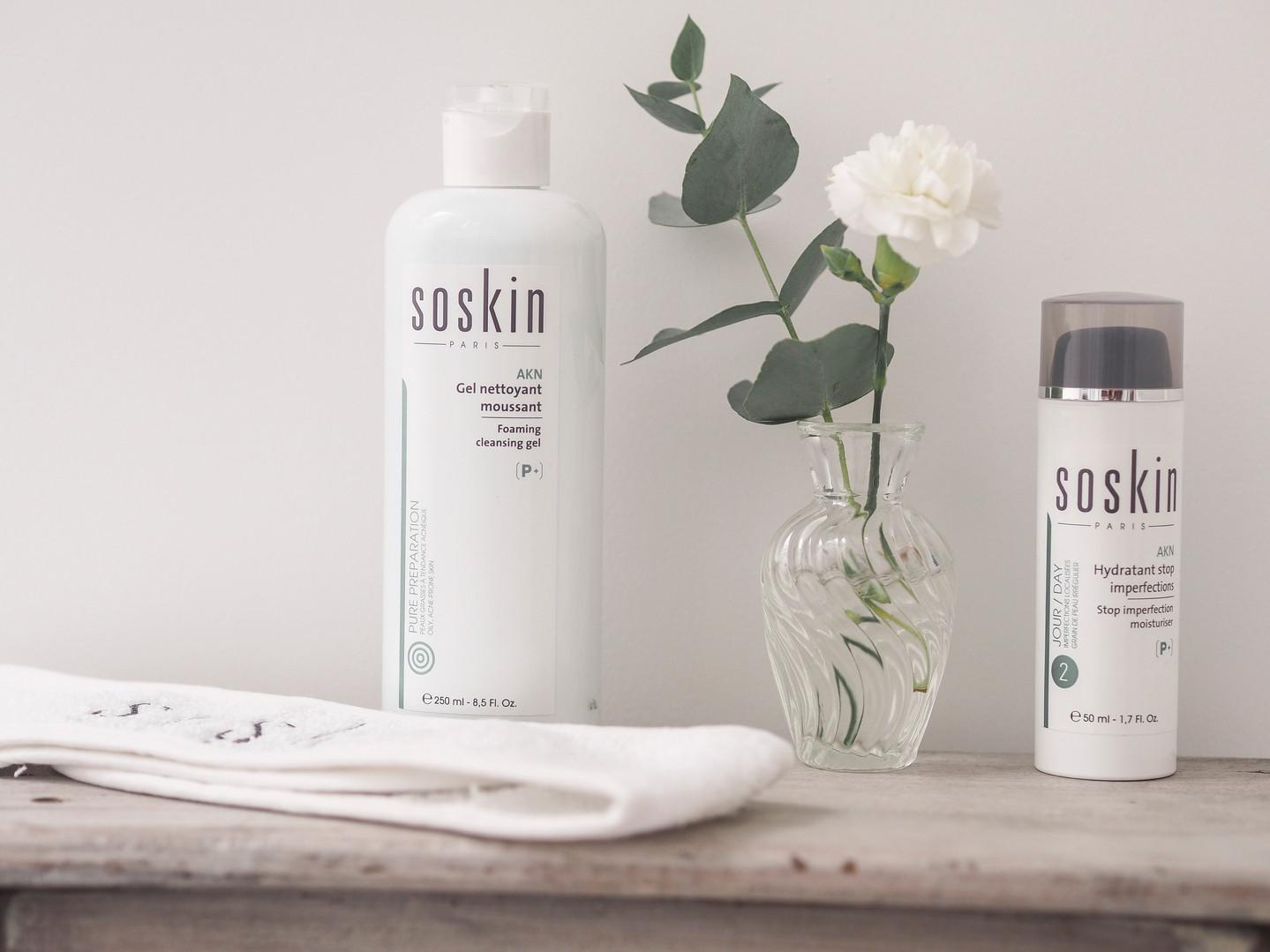 gamme Soskin