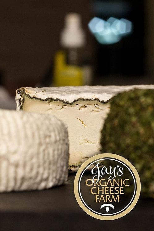 Сыр козий по французски с белой плесенью
