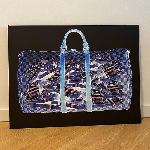 Schilderij LV bag
